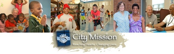 Misny helps City Mission Cleveland