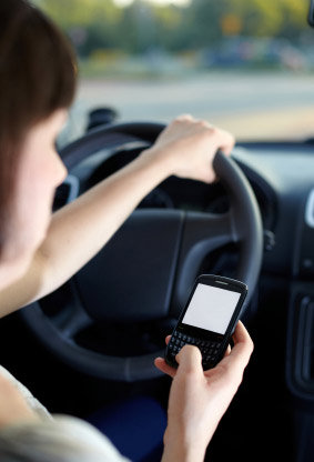 car accident attorney Ohio says no texting while driving