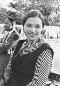 Rosa Parks - Civil Rights Activist