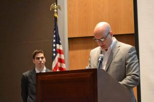 John Carroll University - Holocaust Remembrance Day Event: Tim Misny Speech