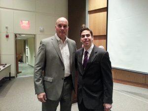 John Carroll University - Holocaust Remembrance Day Event: Tim Misny and David Markovich