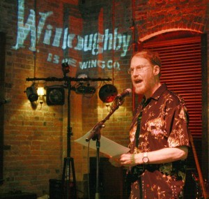Cleveland Pride Poetry Competition - Geoffrey Landis