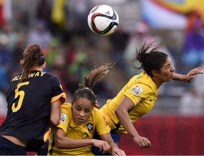 Brazil Soccer Image