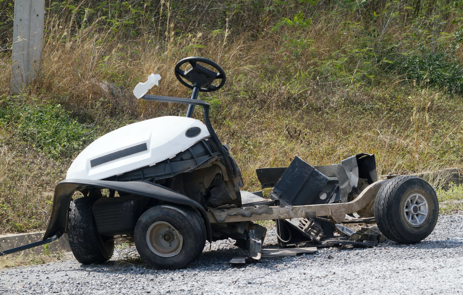 cleveland golf cart accident lawyer