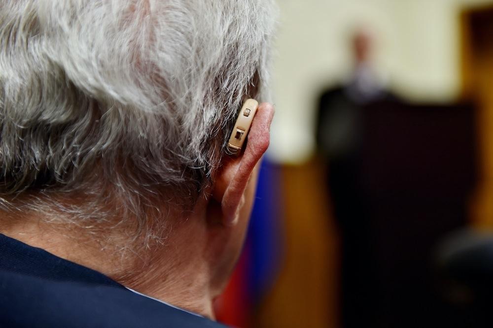 hearing loss and vision loss injury lawyer Ohio